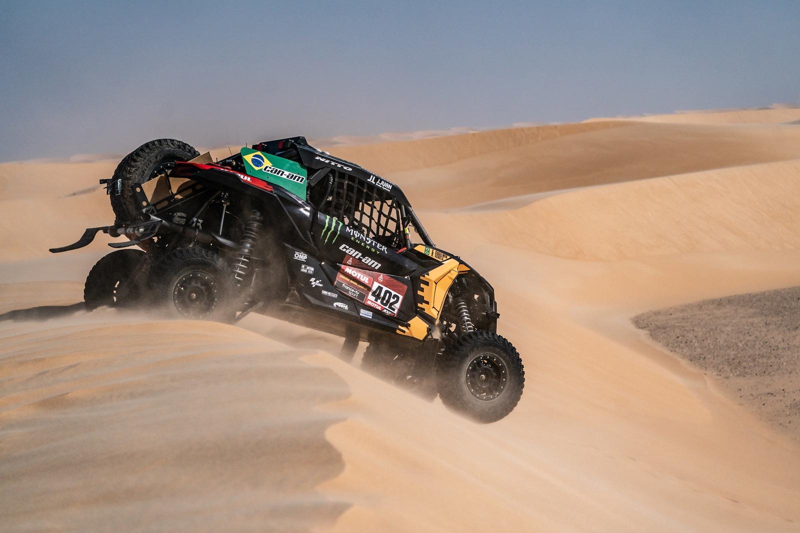 Photo of Rally – Dakar: brasileiros encerram prova com vitória na Arábia Saudita