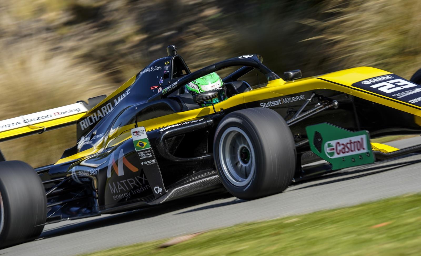 """Photo of Toyota Racing – Após pole, volta mais rápida e """"vitória"""" na prova 1, Collet tem fim de semana difícil"""
