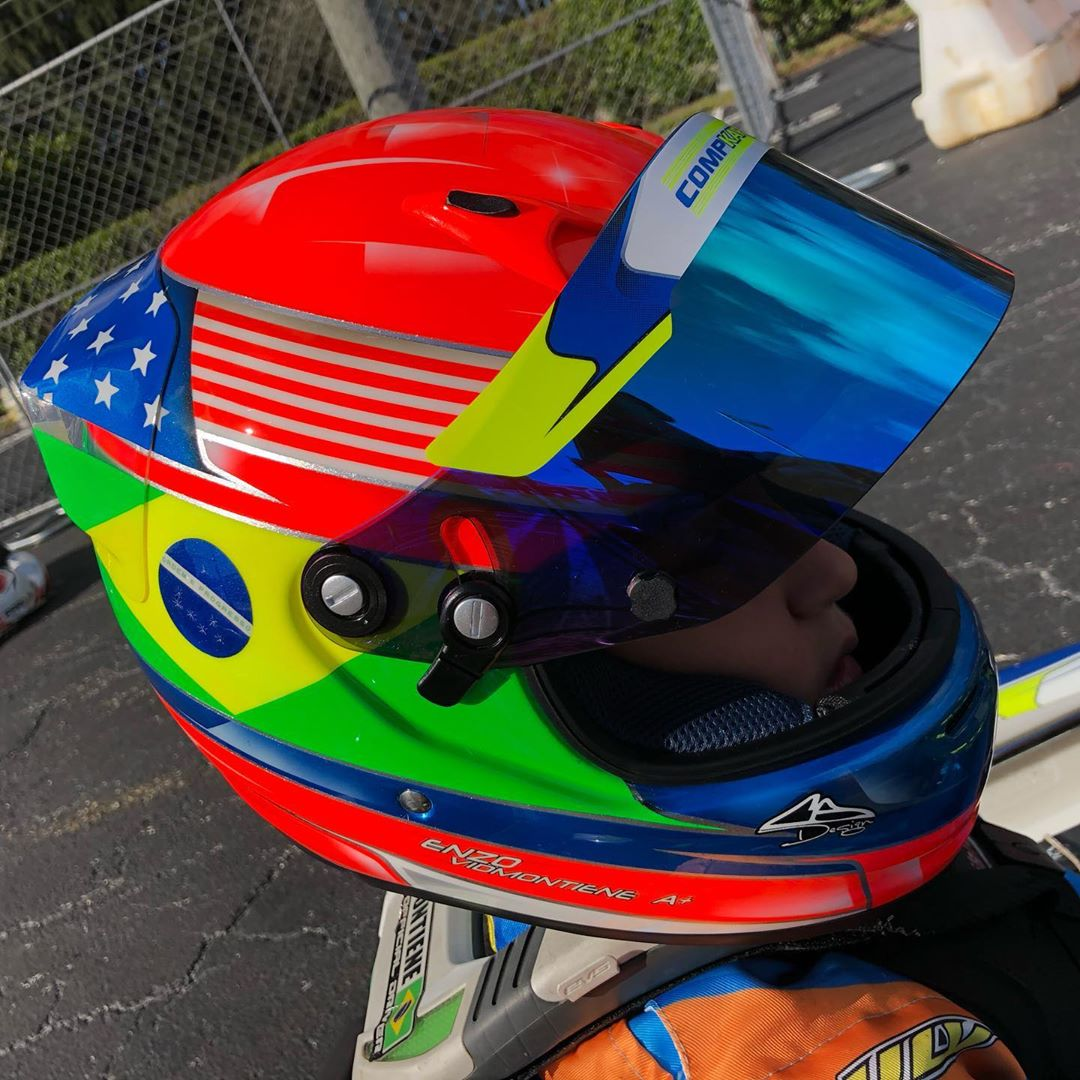 Photo of Kart – Enzo Vidmontiene ultrapassa 10 karts na final e fecha Florida Winter Tour entre os primeiros