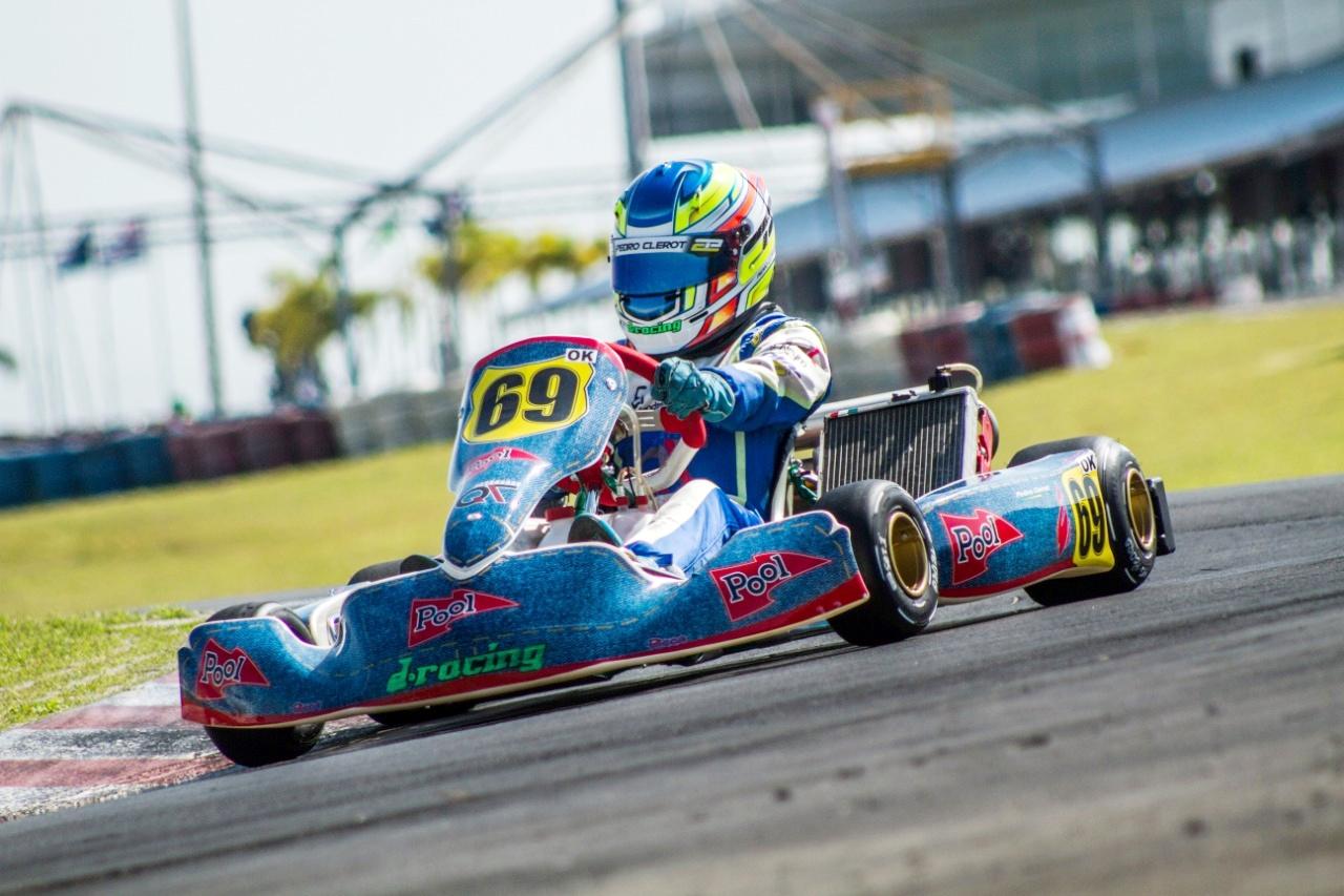 Photo of Kart – Pedro Clerot disputa o Troféu Ayrton Senna em nova classe e se prepara para o Brasileiro e Mundial