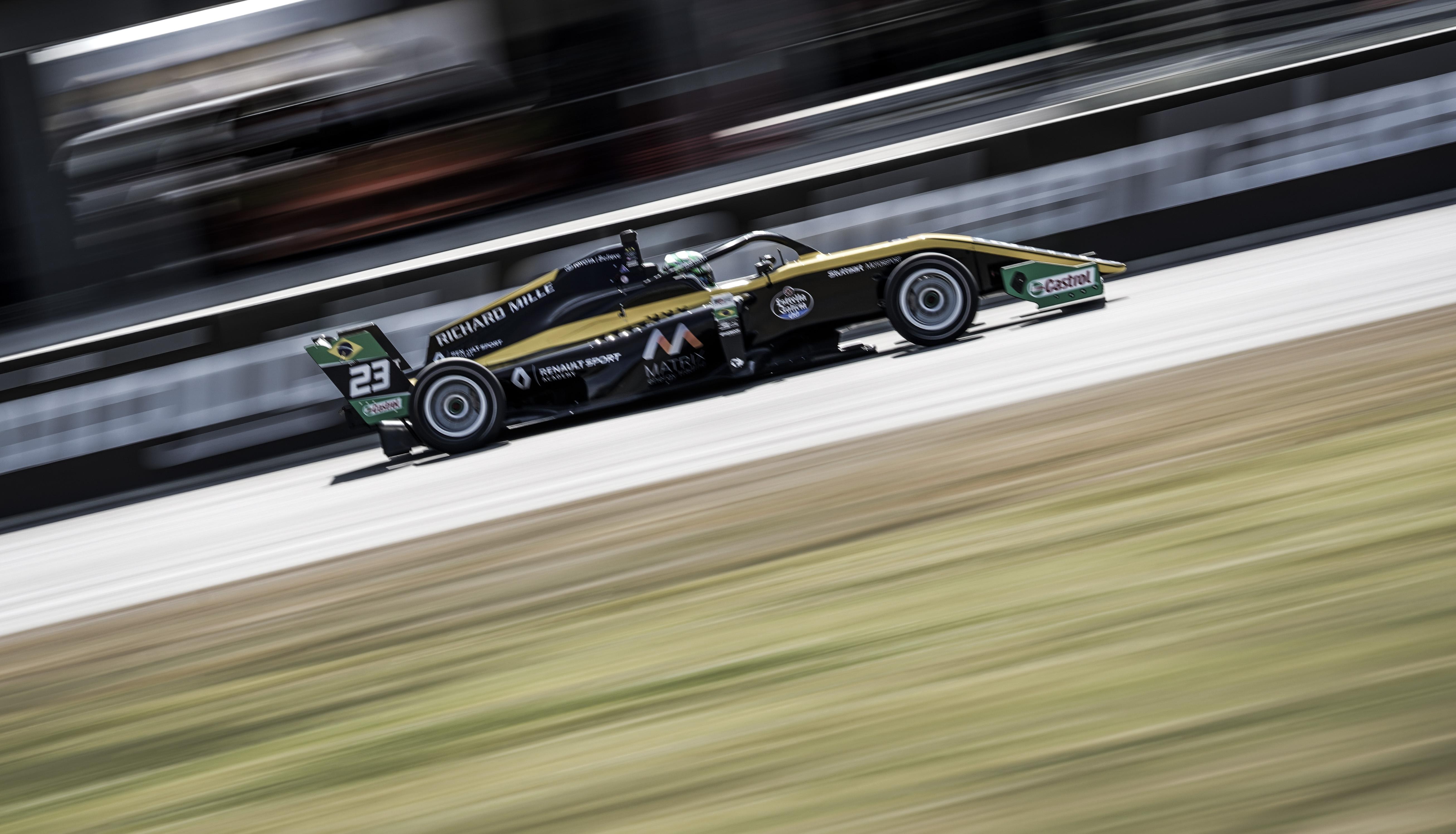Photo of Toyota Racing Series – Estreia difícil não tira foco e motivação de Collet para tentar voltar ao topo
