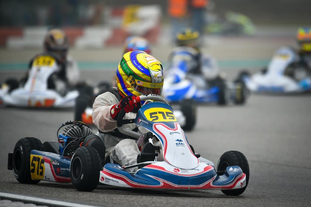 Photo of Kart – Miguel Costa entra na Academia de Pilotos da Sauber e bate recorde em programas ligado à F1