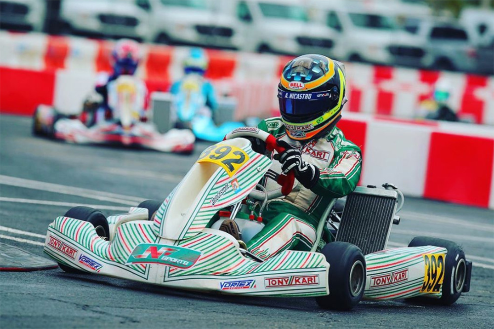 Photo of Kart – NF Sports abre temporada 2020 no pódio