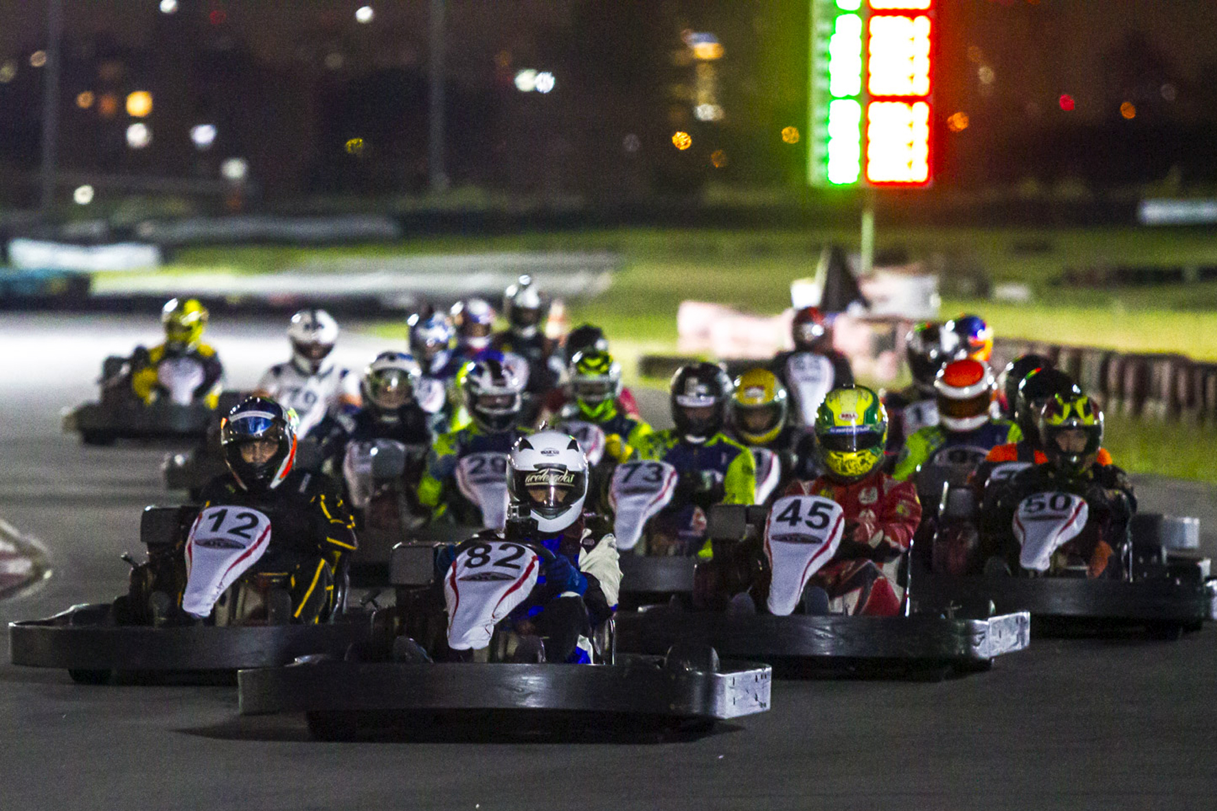 Photo of Kart – AKSP abre campeonato com 83 pilotos na pista