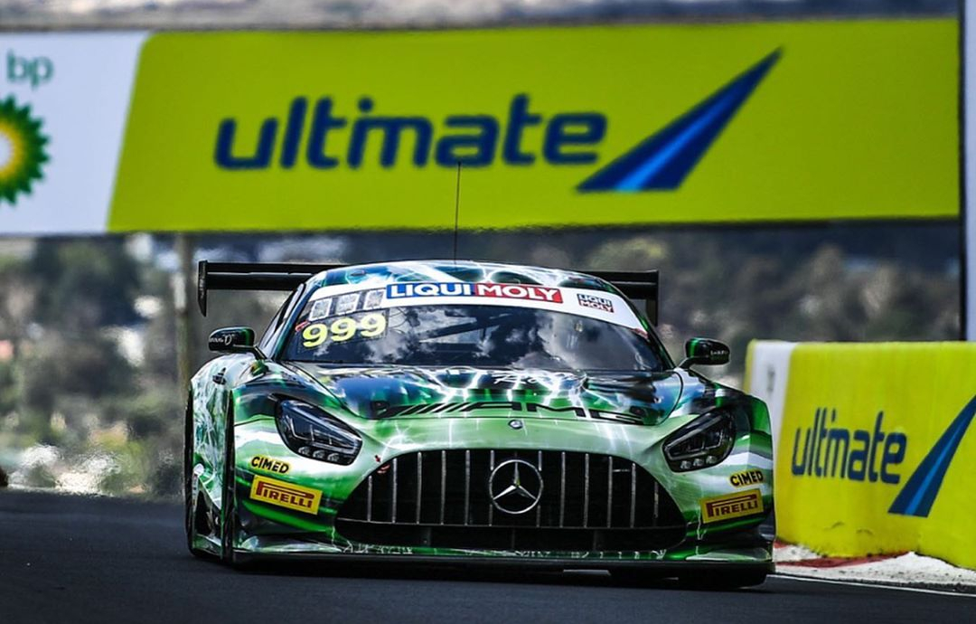 Photo of Endurance – Equipe de Felipe Fraga lidera primeiros treinos para as 12 Horas de Bathurst