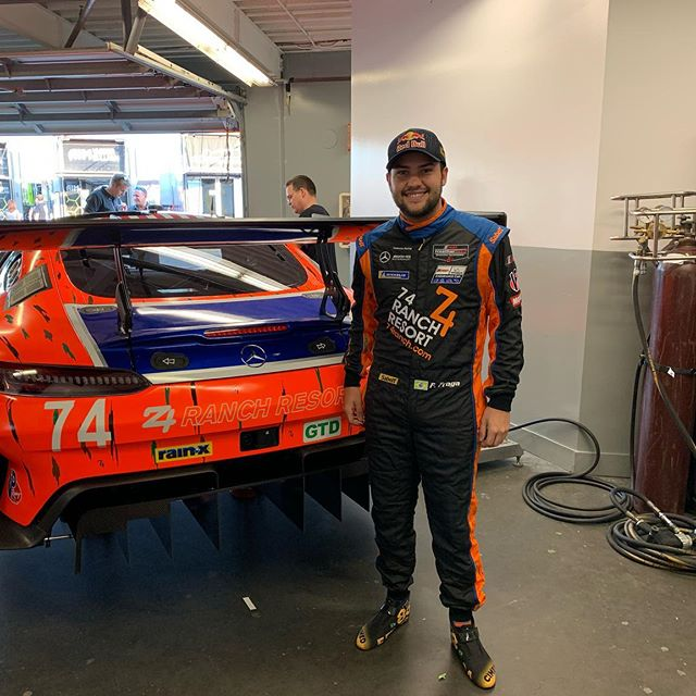 Photo of Endurance – Felipe Fraga é confirmado em equipe oficial da Mercedes no Intercontinental GT Challenge