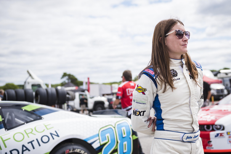 Photo of Euro Nascar – Novidades a graduação de Julia Landauer junta Euro NASCAR com PK Carsport
