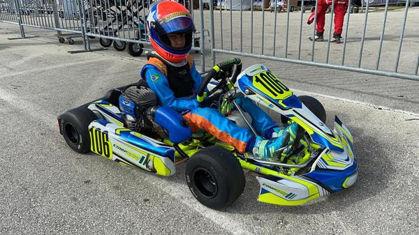 Photo of Kart – Enzo Vidmontiene estreia na temporada 2020 lutando por vitórias no SKUSA