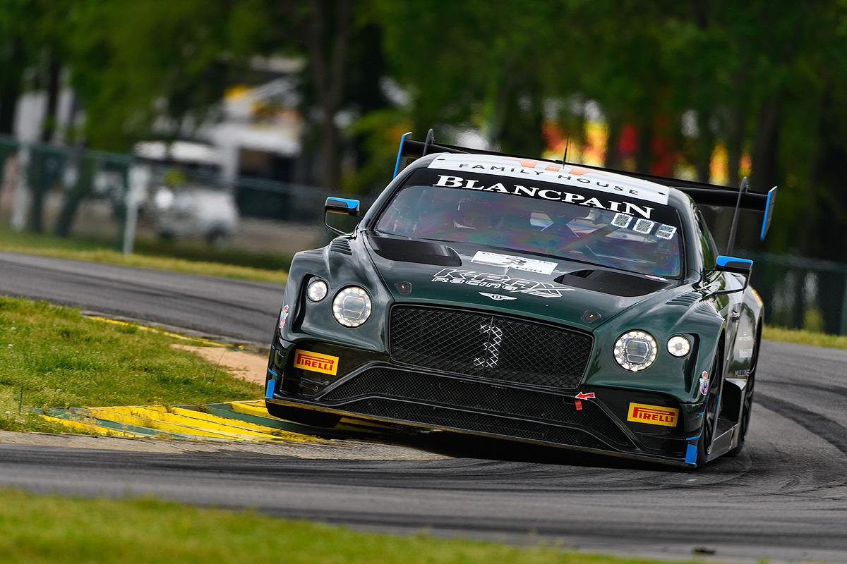 Photo of Endurance – Rodrigo Baptista corre de Bentley o principal campeonato de GT da Europa em 2020