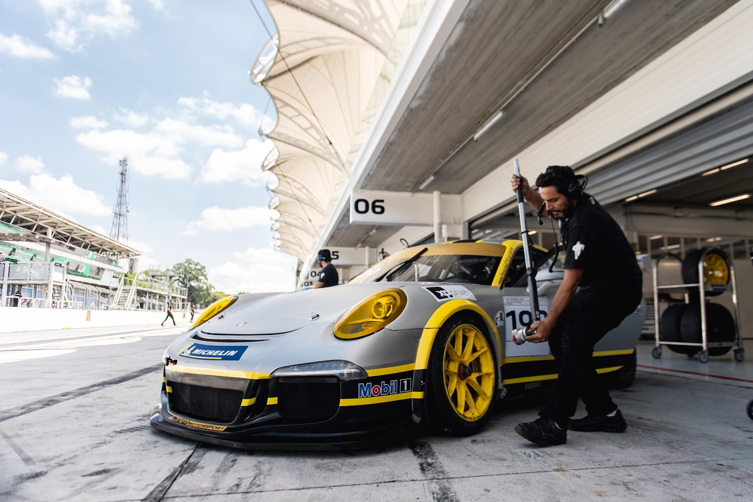 Photo of Porsche – Porsche Cup realiza pré-temporada com mais de 7.700 km percorridos em Interlagos