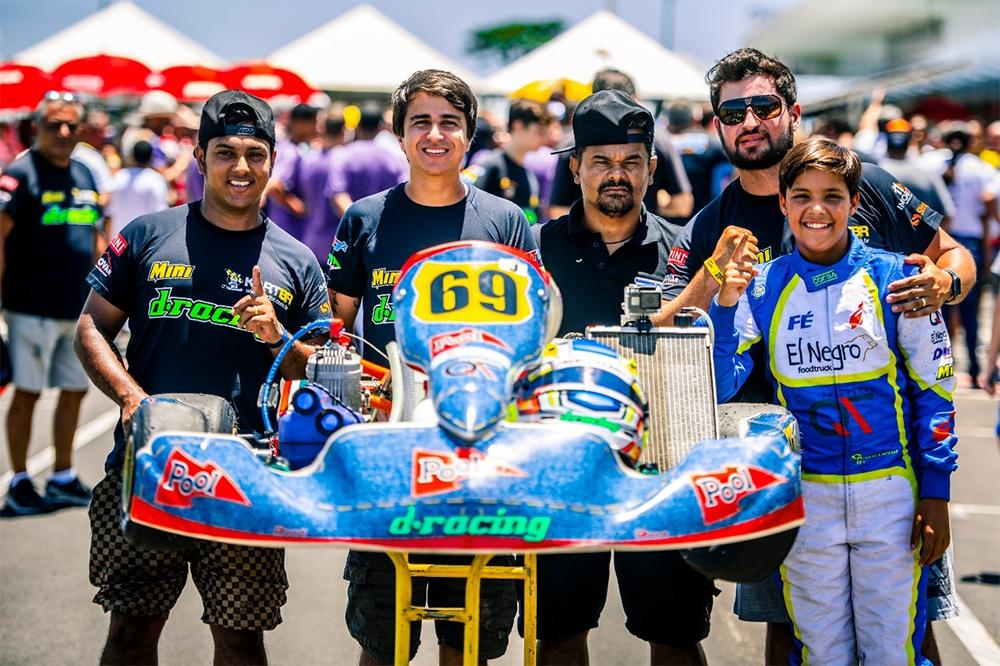 Photo of Kart – Pedro Clerot foi destaque no Troféu Ayrton Senna de Kart em sua estreia em nova categoria