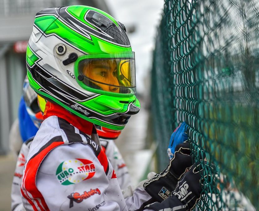Photo of Kart – Matheus Ferreira disputa abertura do WSK Super Master em Adria