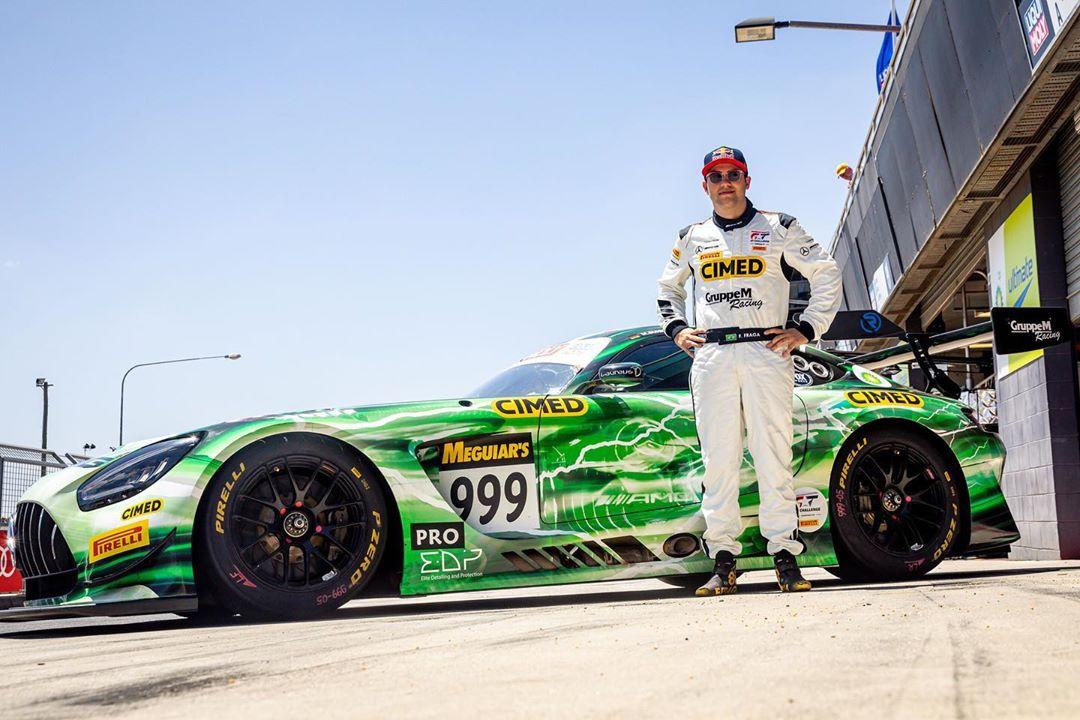 Photo of Endurance – Felipe Fraga lidera prova na Austrália e estreia no Intercontinental GT com 6º lugar