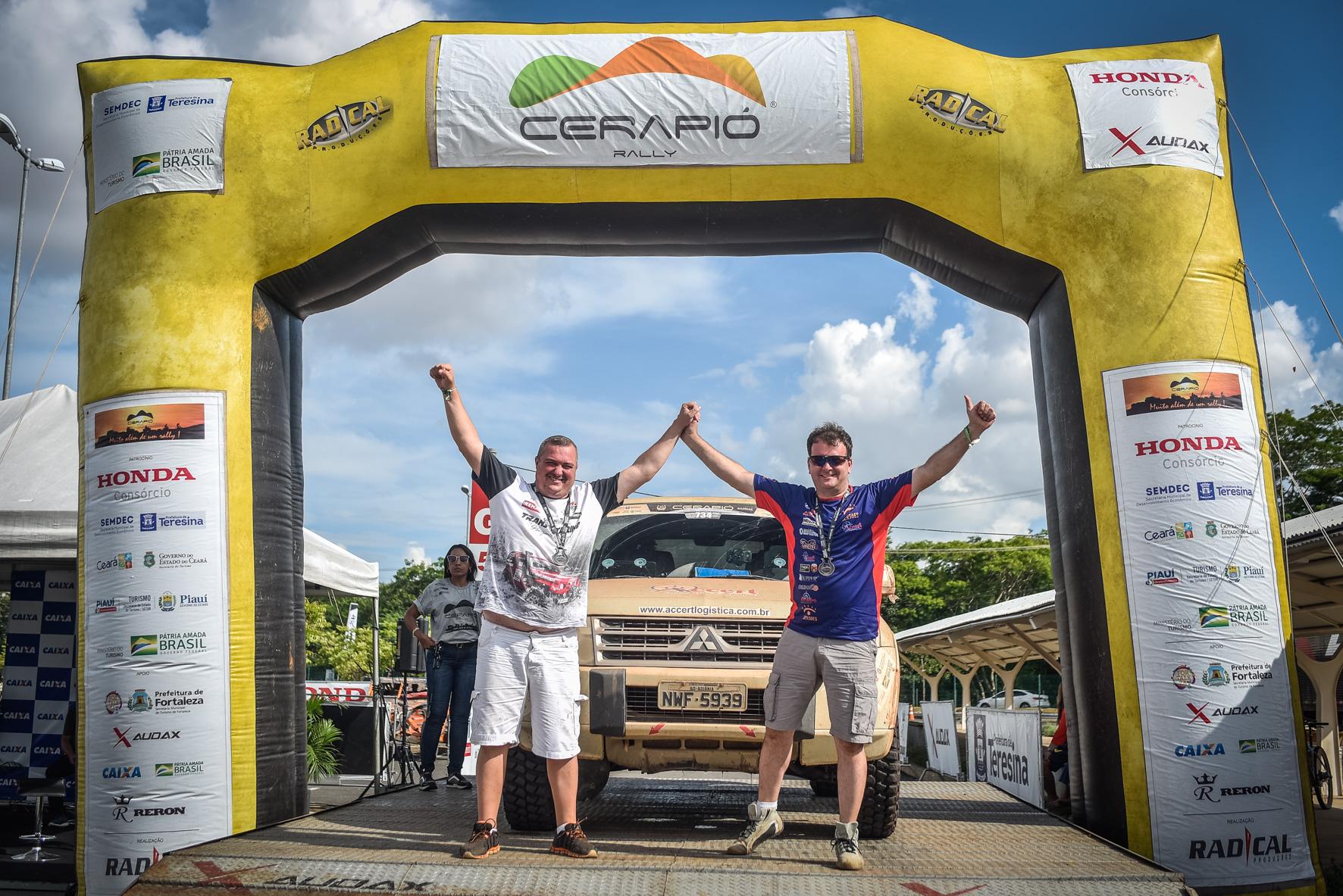 Photo of Rally – Cerapió 2020: Cristiano Rocha e Roberto Spessatto concluem em quarto entre os carros