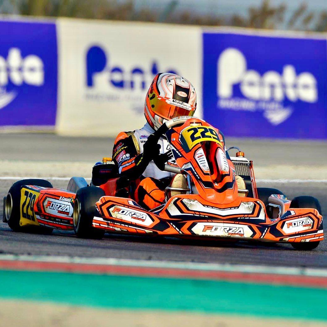Photo of Kart – Rafael Câmara conquista top-5 em prova do WSK Super Master