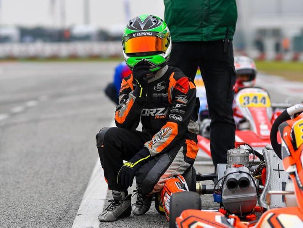 Photo of Kart – Matheus Ferreira ganha 15 posições em final do WSK em Adria