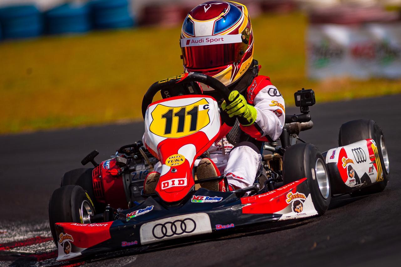 Photo of Kart – Com apenas 8 anos, Augustus Toniolo faz estreia internacional no SKUSA