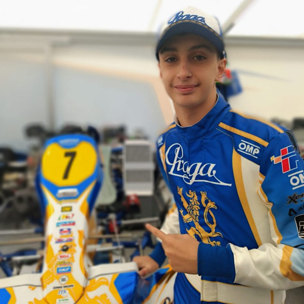 Photo of Kart – Ricardo Gracia faz primeira corrida na Europa em 2020 e projeta etapa do WSK em Lonato