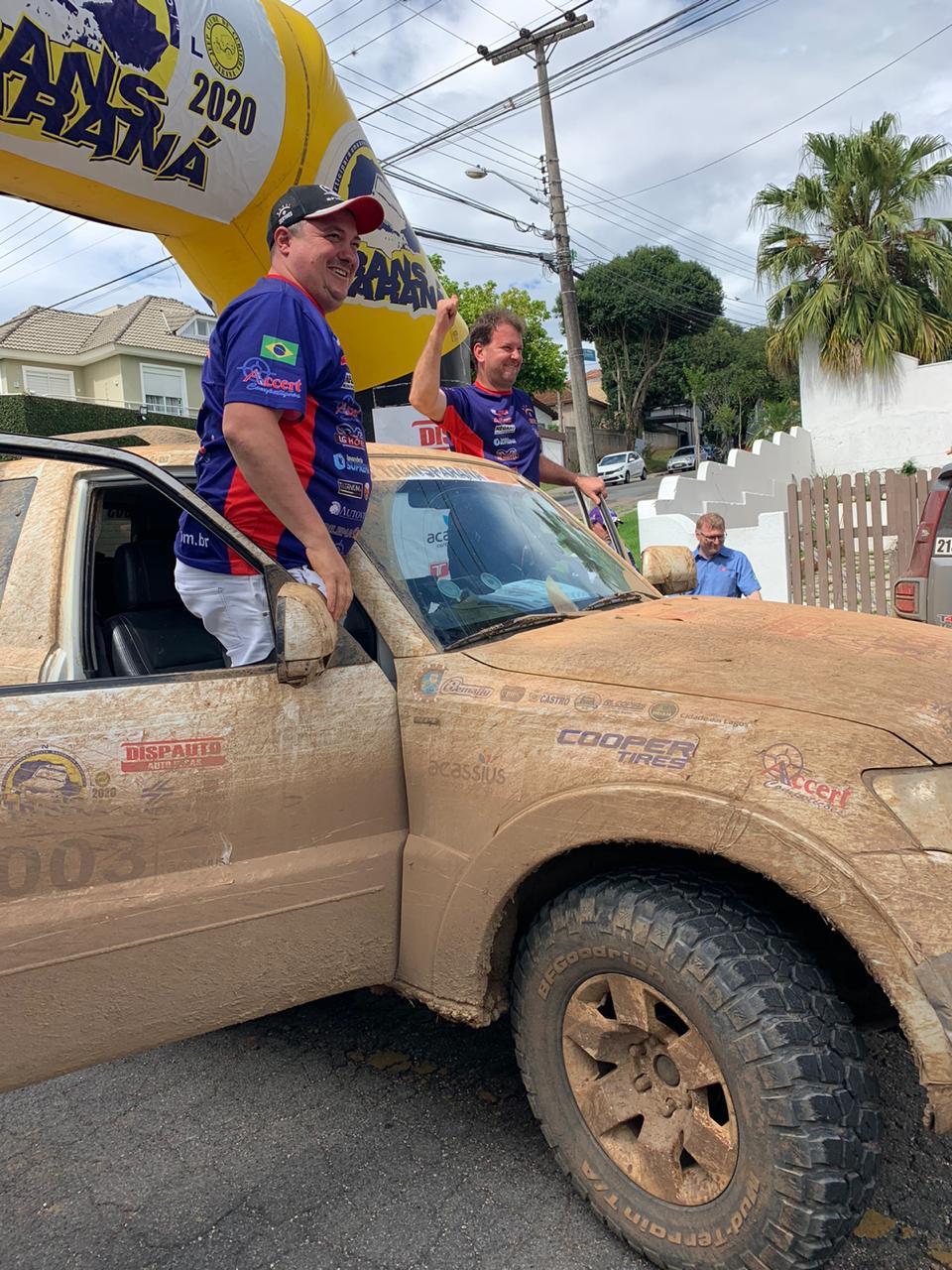 Photo of Rally – Transparaná: Cristiano Rocha e Roberto Spessatto vencem etapa e sobem em quinto no pódio da Master