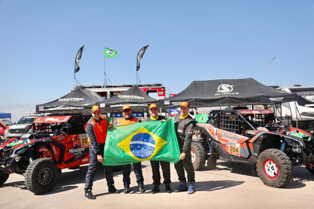 Photo of Rally – Rodrigo Luppi e Maykel Justo vencem nos UTVs na 1ª etapa do South American Rally Race