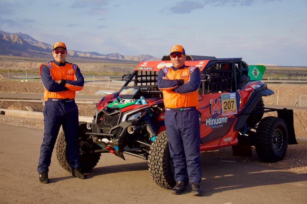 Photo of Rally – South American Rally Race: Vitória de Rodrigo Luppi e Maykel Justo nos UTVs na etapa 2