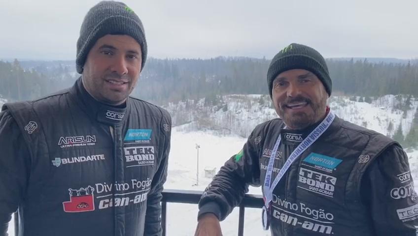 Photo of Rally – Varela começa defesa do título com sexto lugar na Rússia