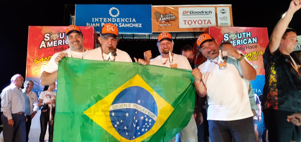 Photo of Rally – South American Rally Race: No último dia, vitória de Luppi/Justo e Piano/Mendes fecham em 3º