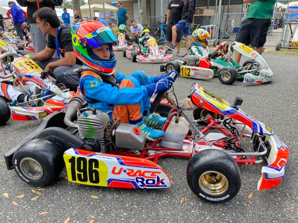 Photo of Kart – Enzo Vidmontiene é destaque no Florida Winter Tour com provas de recuperação em Ocala