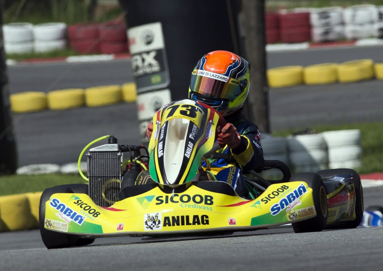 Photo of Kart – Luigi Di Lazzaro conquistou dois pódios na 2ª etapa da Copa São Paulo KGV de Kart