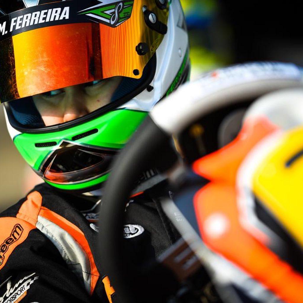 Photo of Kart – Jovem promessa do kartismo, Matheus Ferreira busca vitória no WSK