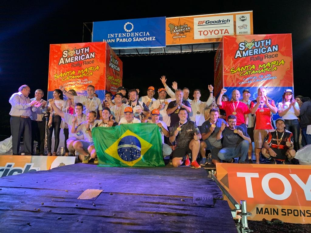Photo of Rally – Território Motorsport será a representante oficial no Brasil do South American Rally Race
