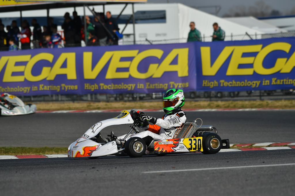 Photo of Kart – Matheus Ferreira é destaque no WSK Super Master com sete top-5 e voltas mais rápidas em Lonato