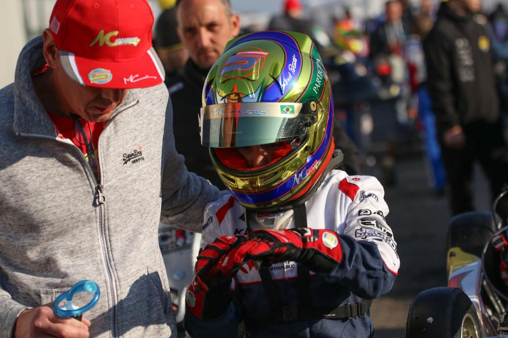 Photo of Kart – Miguel Costa valoriza etapa com muita garra no WSK Super Master em Lonato