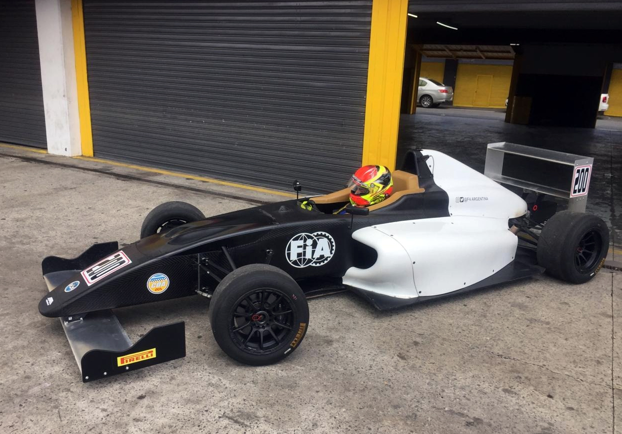 Photo of F4 – João Pedro Maia disputará a Fórmula 4 FIA Argentina na temporada 2020