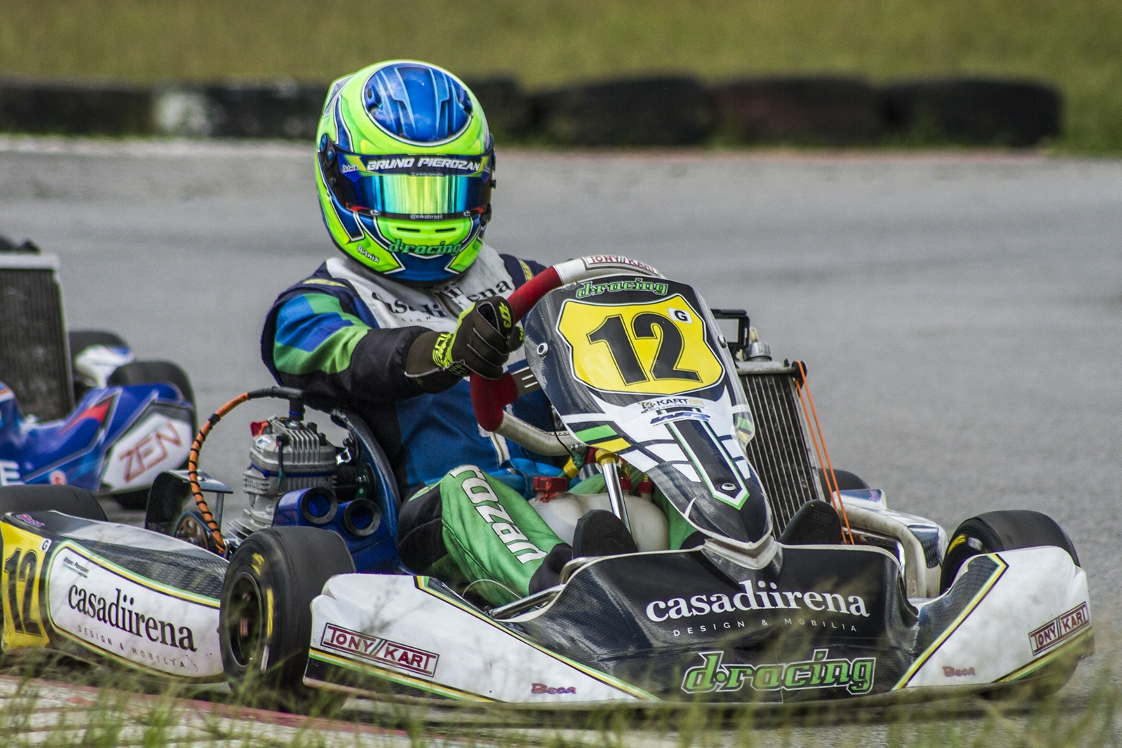 Photo of Kart – Bruno Pierozan vence a etapa de abertura do Light na Graduados B.