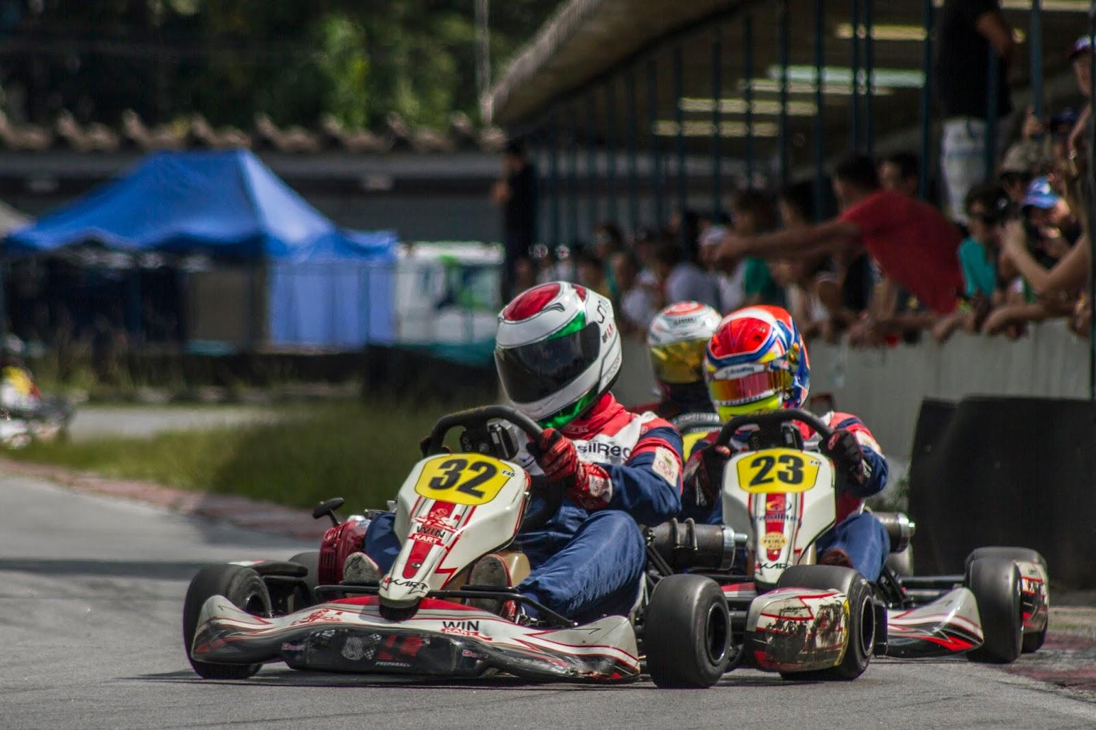Photo of Kart – Equipe LR Preparações começa ano no pódio da Copa São Paulo Light.