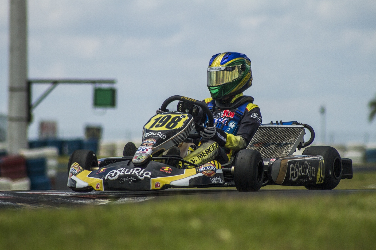 Photo of Kart – Campeão em 2019, Vinicius Mercez inicia Light de 2020 na categoria Junior.