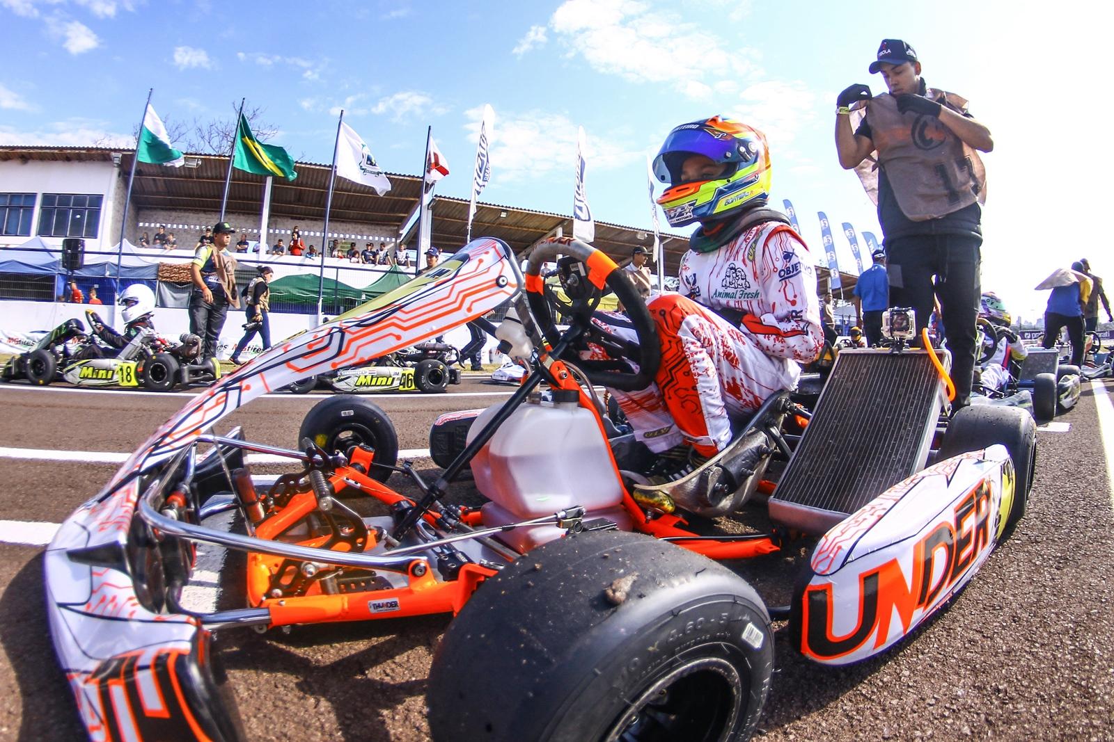 Photo of Kart – De casa nova, Guilherme Quinteiro inicia temporada de 2020 com novos desafios nacionais, e internacionais.