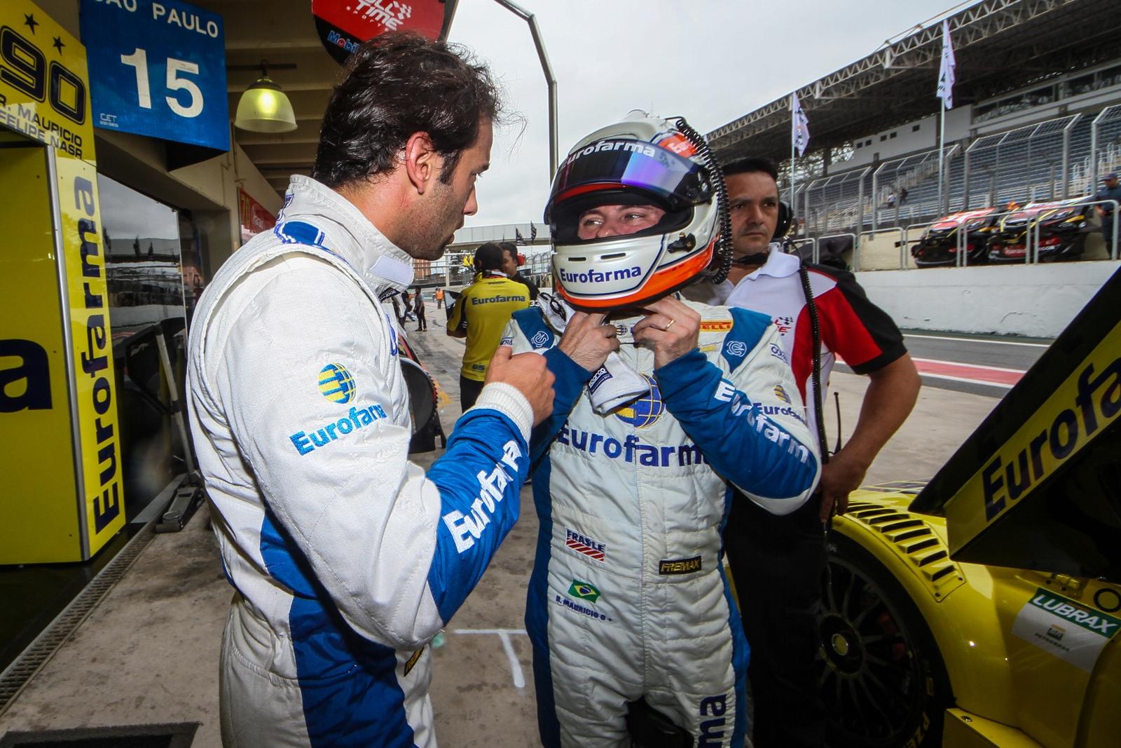 Photo of Stock Car – Nasr de volta ao cockpit de Ricardo Maurício na corrida em duplas