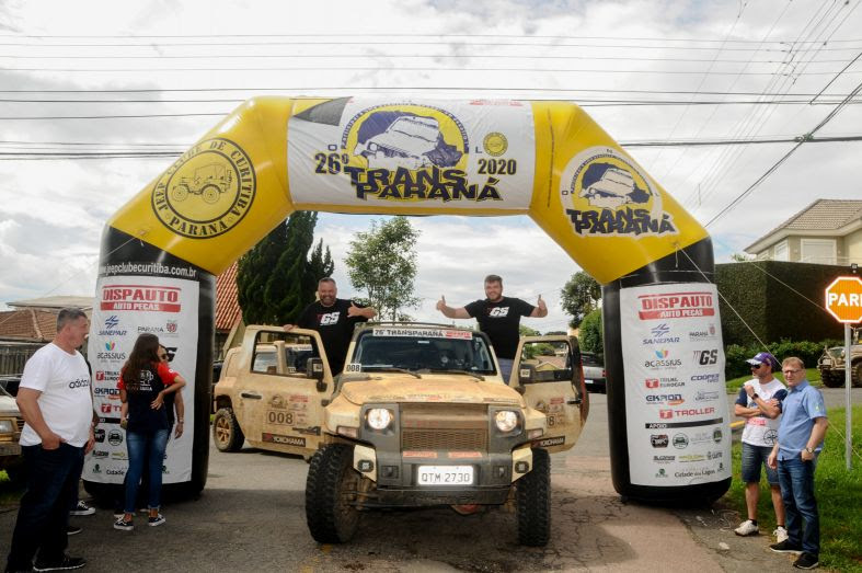 Photo of Rally – 26º Transparaná reúne mais de 50 carros e abre temporada de rallys no Sul do Brasil