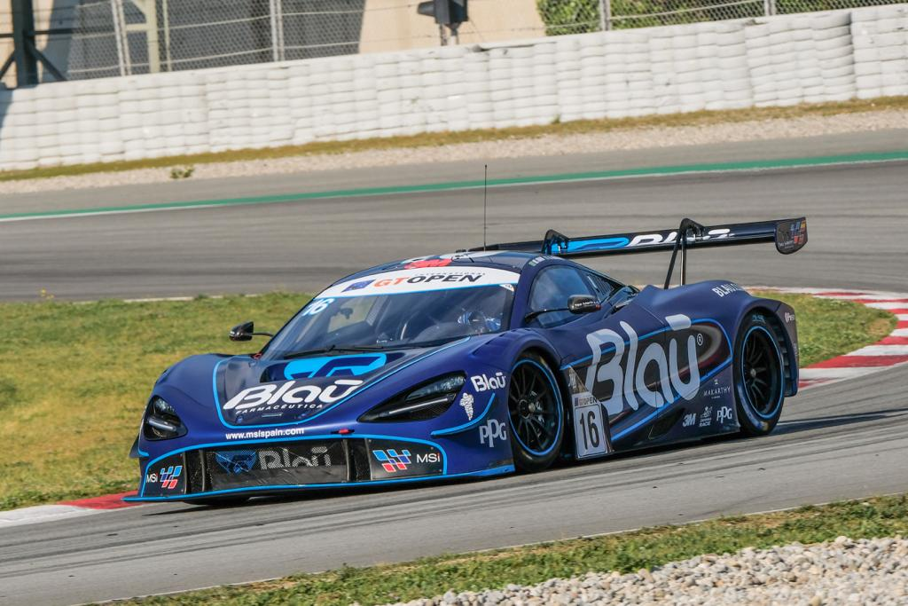 Photo of Gt Open – Hahn e Khodair renovam com a Teo Martin e disputam a GT Open 2020 com a McLaren 720s