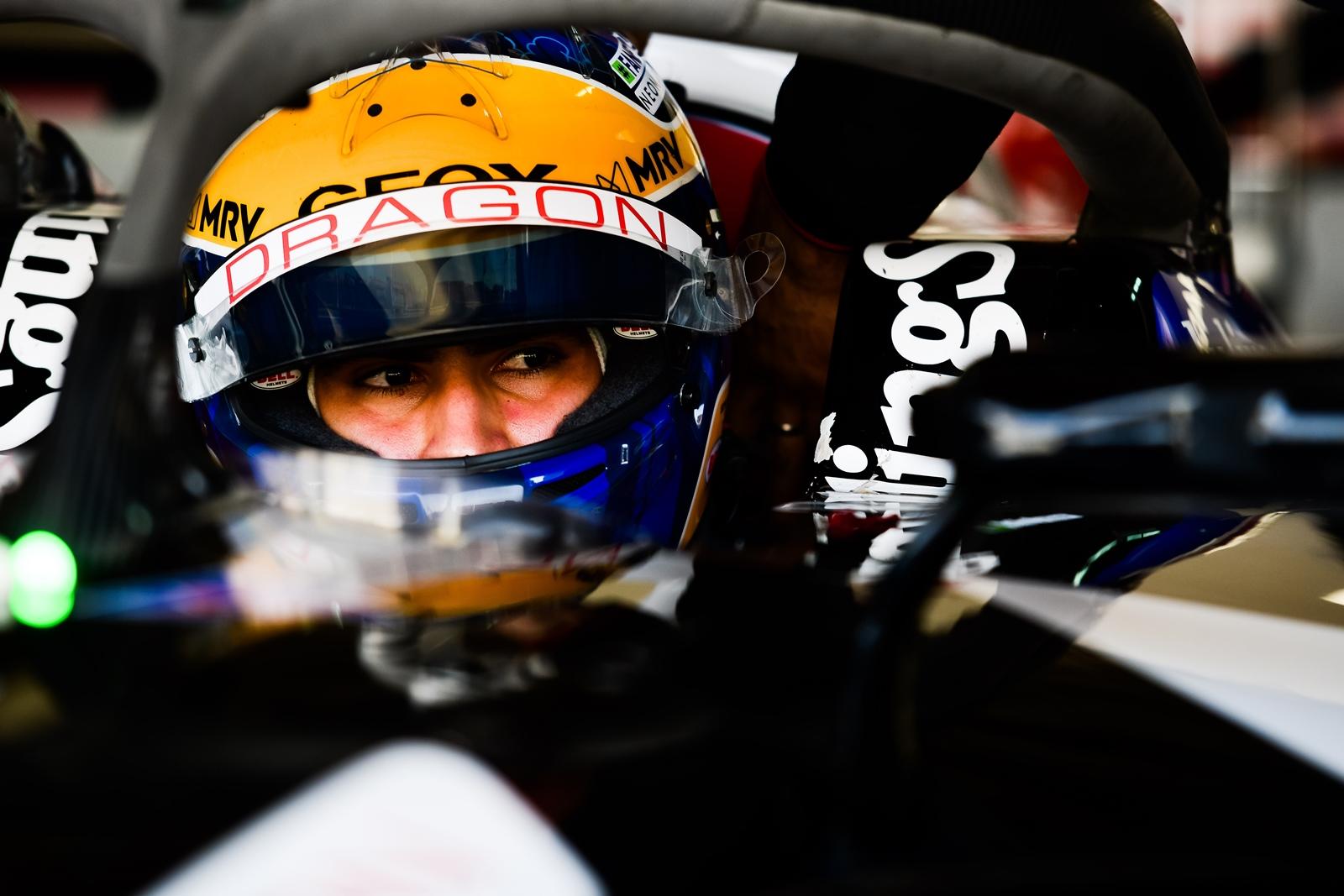 Photo of Formula E – Sérgio Sette foi destaque em teste da F-E