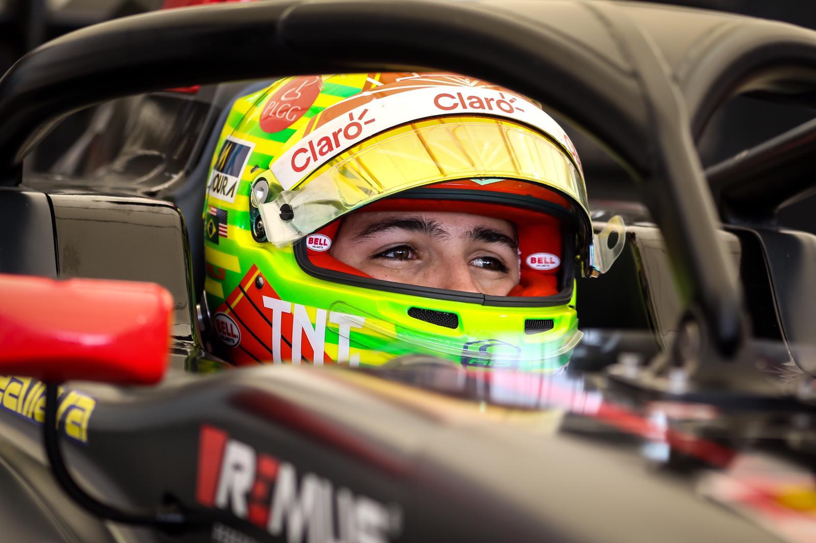 Photo of F3 – Enzo Fittipaldi é destaque na pré-temporada da FIA F3 no Barein