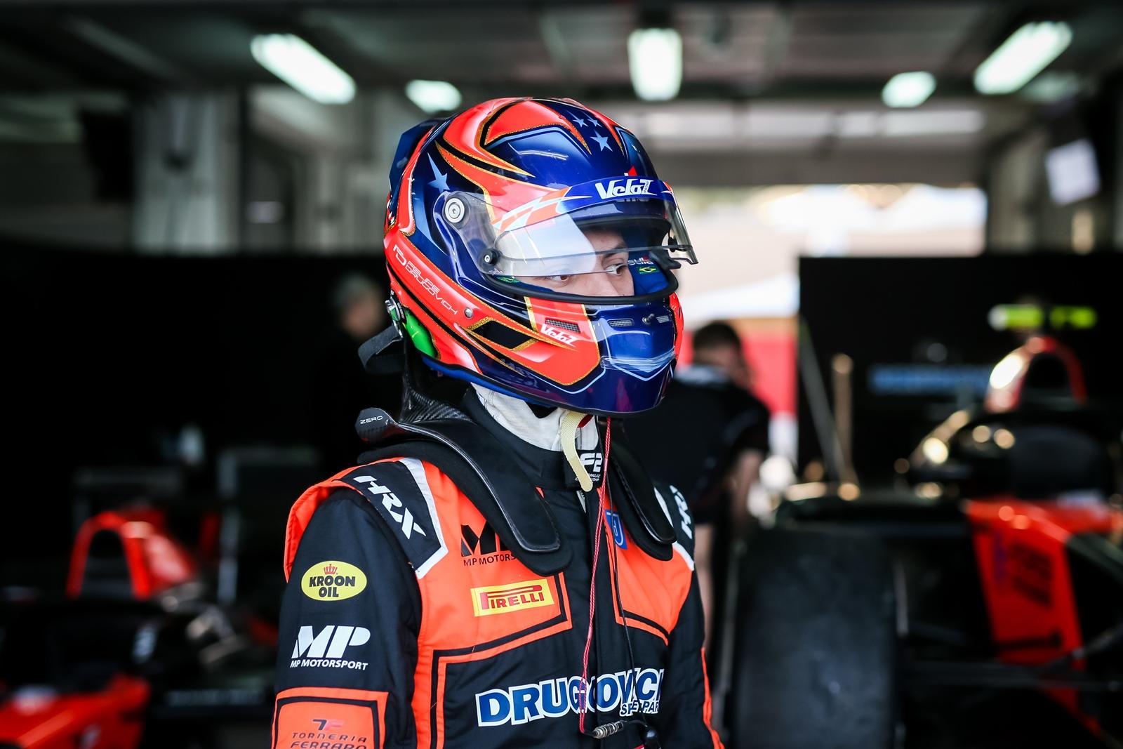 Photo of F2 – Felipe Drugovich vive rotina de preparação física e mental e espera pela abertura da temporada da F2