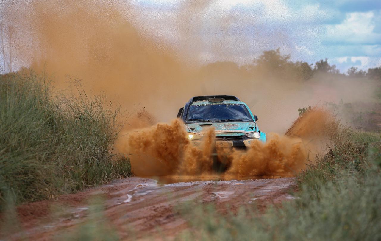 Photo of Rally – Glauber Fontoura/Jhonatan Ardigo fecham em 2º na geral no 1º dia de disputa do Rally Minas Brasil