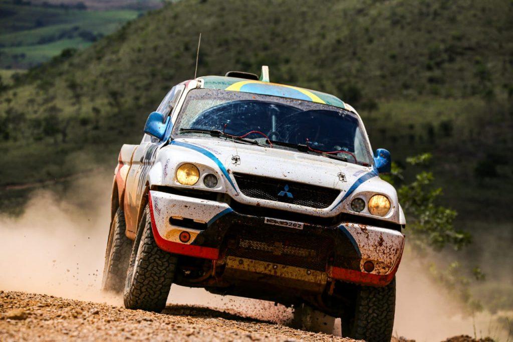 Rally Rally Minas Brasil Accert Competicoes Sobe Ao Podio Na 2ª Posicao Velocidade No Sangue