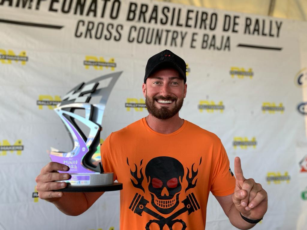 Photo of Rally – Cristhiano Pressi (Bianchini Rally/Power Husky) é Campeão do Rally Minas Brasil na MT1 (SProduction)