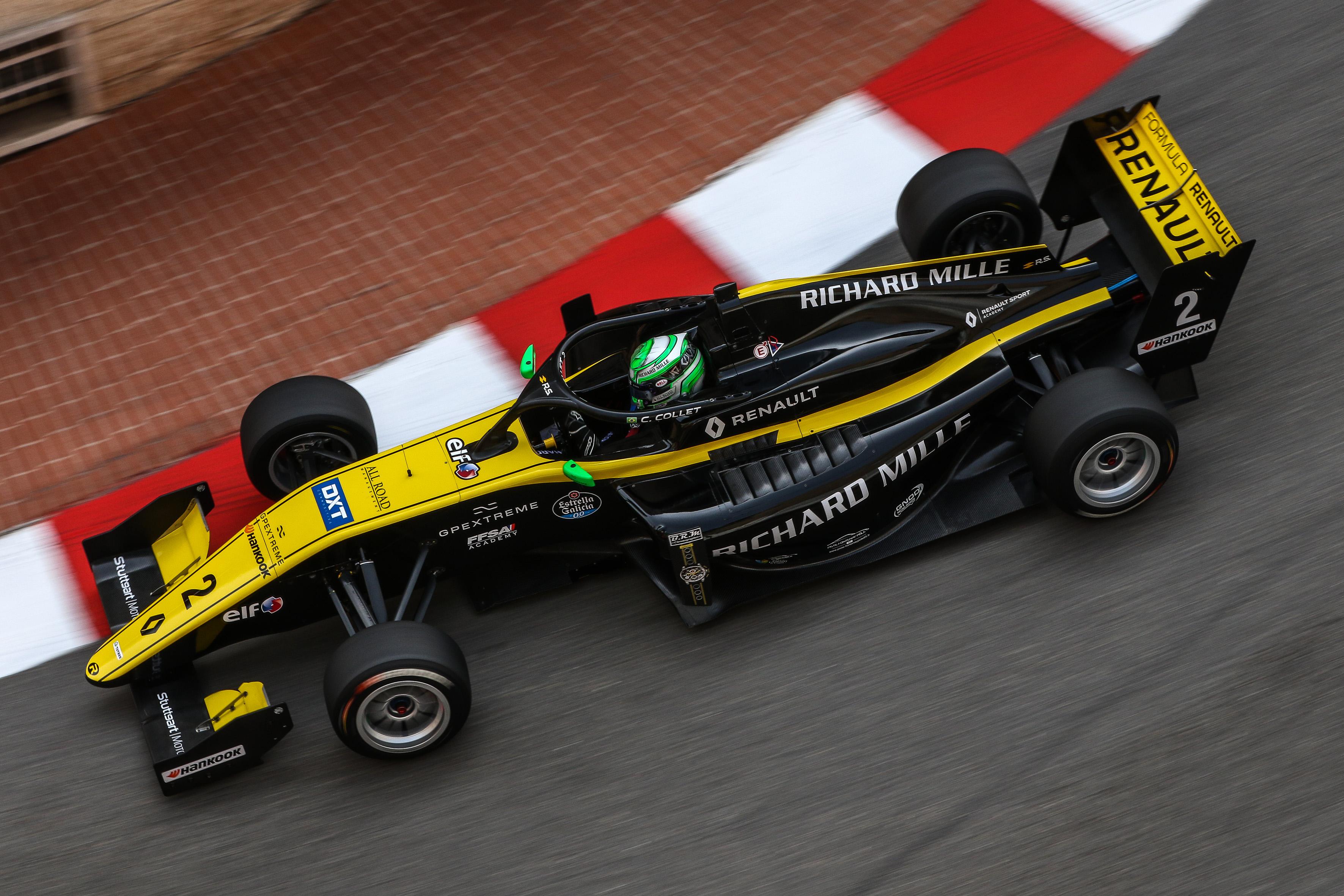 Photo of F-Renault Eurocup – Caio Collet inicia testes de pré-temporada na Espanha