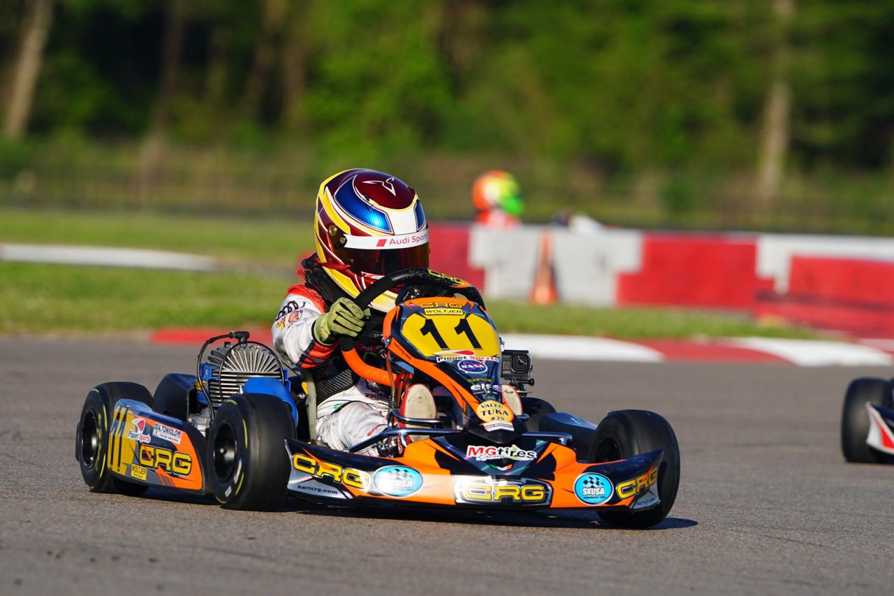 Photo of Kart – Augustus Toniolo conquista mais um pódio nos EUA com 2º lugar em New Orleans