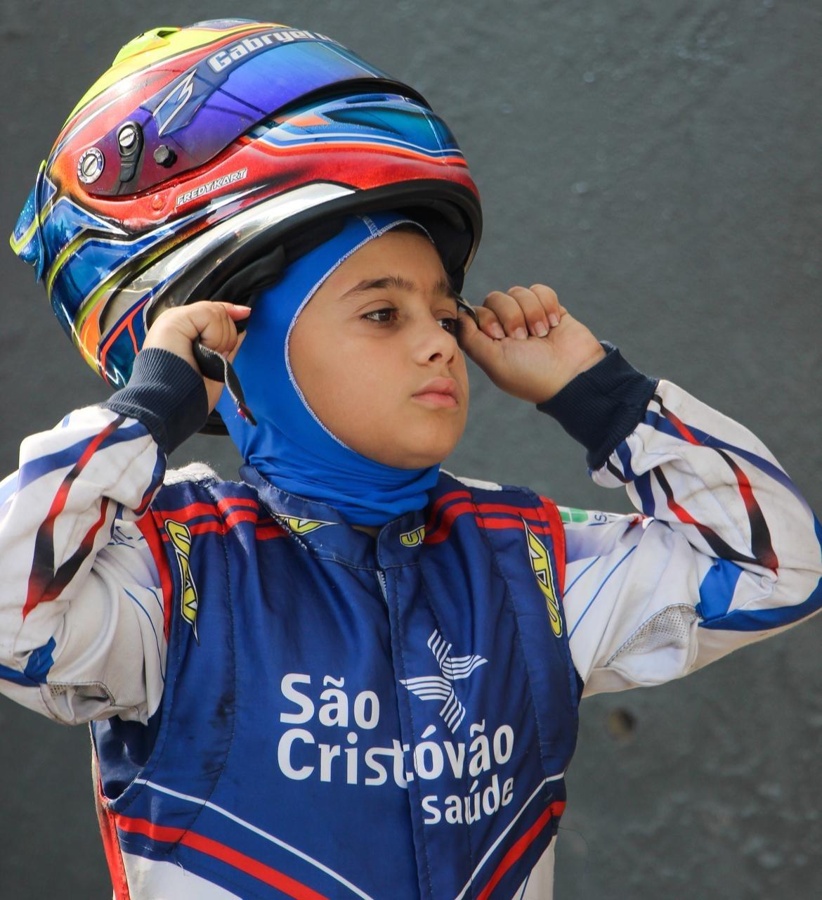 Photo of Kart – Gabryel Romano fez 23 ultrapassagens e foi destaque na 2ª etapa da Copa São Paulo Light de Kart
